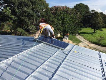 Montujemy panele słoneczne - krok po kroku