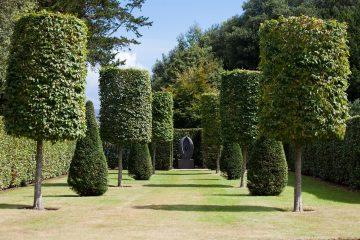 Ogród w stylu formalnym
