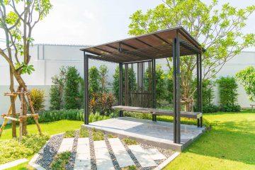 Drewniana czy aluminiowa pergola do ogrodu?