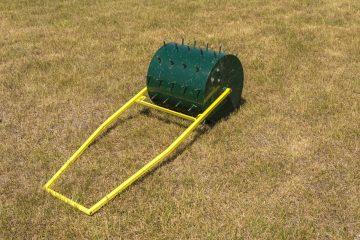 Jak zrobić walec ogrodowy?