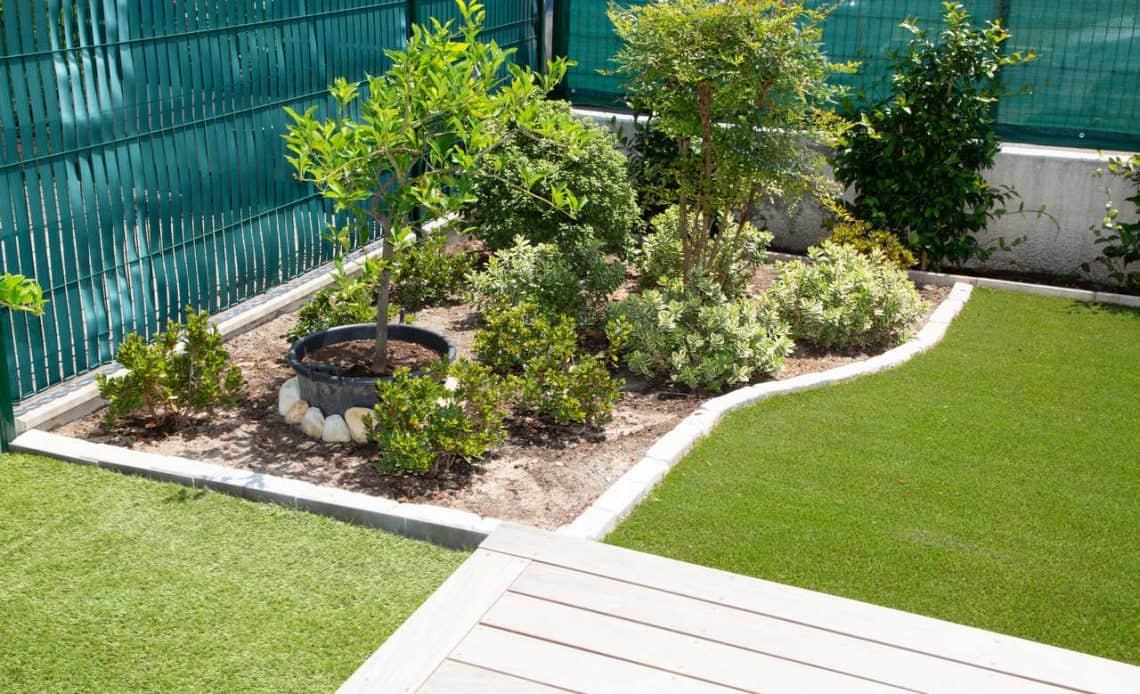 mały ogrod