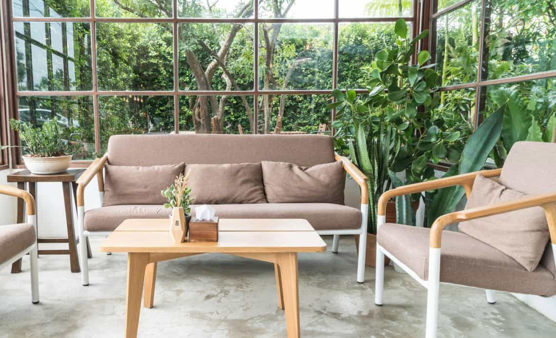 nowoczesne meble ogrodowe